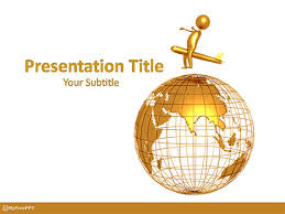 Free Country Powerpoint Templates Myfreeppt Com