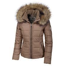 Pikeur Florentine Ladies Jacket Bright Walnut