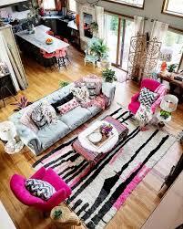 boho style room designs and decor