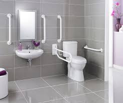 Handicap Bathroom Design Fanciful Toilet Bars 22