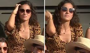 Official tennis player profile of rafael nadal on the atp tour. Rafael Nadal Girlfriend Xisca Perello Cheers Tennis Star On During Wimbledon Clash Celebrity News Showbiz Tv Express Co Uk