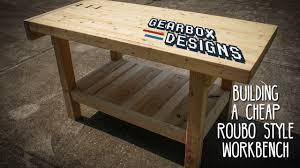DIY Projects  Woodbrew  Steel U0026 Wood Roubo WorkbenchRoubo Woodworking Bench