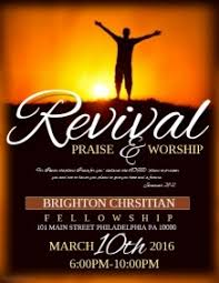 revival flyers templates customizable design templates for church revival postermywall