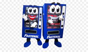 Fastenal Vending Machine Delectable Costume Mascot Vending Machines Fastenal Organization Vending