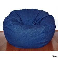 denim bean bag chairs denim inch washable bean bag chair free today denim inch washable