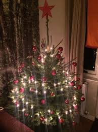 Gold Silver And Copper 4u0027 Doorway Christmas Tree Created By Sherwood Forest Christmas Trees
