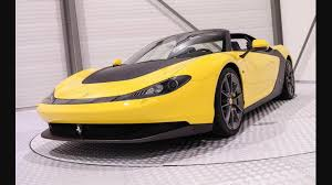 One of the Six Ferrari Sergios Is for Sale for $5 Million - The Drive