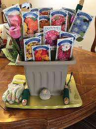 Thinking Spring Raffle Basket Themed Gift Baskets