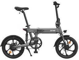 Купить <b>Электровелосипед</b> складной <b>Xiaomi HIMO Z16</b>, серый по ...