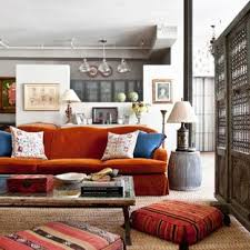 Eclectic living room furniture Urban Apartment Example Of An Eclectic Living Room Design In New York With White Walls Houzz 75 Most Popular Eclectic Living Room Design Ideas For 2019 Stylish