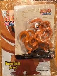 Figura Naruto Editorial Planeta # 11 Kurama Zorro 9 Colas ...