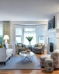 bay window living room