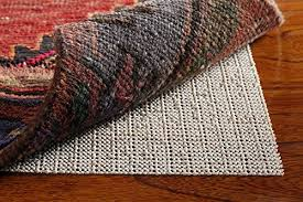 non slip area rug pad 8 x 10 for hard surface floors rug gripper for carpet carpet padding for rugs keep rugs in place protect wooden floors and