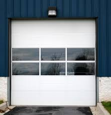 Exterior Full View Insulated Garage Door Brilliant On Exterior For