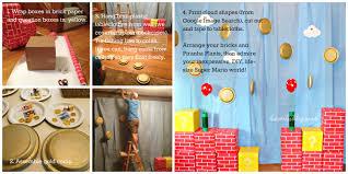 Mario Bros Bedroom Decor How To Plan A Super Mario Brothers Party Borealis