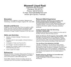 Student Assistant Resume Resume Rad 1