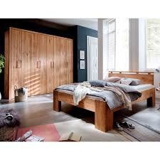 Massivholz Schlafzimmer Verunia Aus Wildeiche Geölt Modern