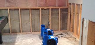 emergency water damage clean up and restoration