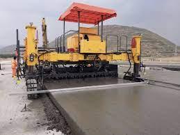 China Concrete Slipform Paver/Concrete Paving Machine/Concrete Finisher  Mc6500 for Road Curbstone and Barrier - China Slipform Paver, Concrete  Paving Machine