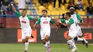 الرجاء البيضاوي يتوج بالدوري المغربي للمرة الـ 12
