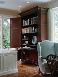 amazing furniture modern beige wooden office. furniture amazing traditional home office with brown wooden classic computer cabinet also green elegant armchair modern beige