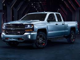 Silverado black 2012 chevy silverado : 2017 Chevy Silverado Special Editions Available at Don Brown ...
