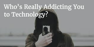 who s really addicting you to technology