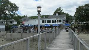 View Of The Restaurant From The Dock Picture Of Chart Room