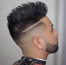 New Hairstyle For Man 2016 javithebarberhigh fade longer hair blown dry very short latest 6830 by stevesalt.us