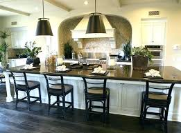 long kitchen island with seating lg for 8 sink and long kitchen island