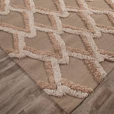 neutral rugs brown and blue area cream colored for living room earth tone light rug