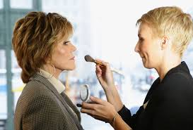 jane fonda visits l oreal make up studio 63rd berlinale international film festival modeling jobs