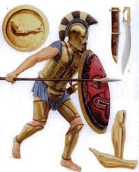 Image result for armor of roman soldier