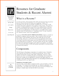 Apply For A Phd How To Write Your Cv Academics Sample Resume