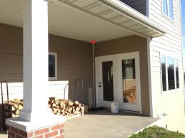 Decorating front door ip camera photos : Residential IP camera placement help - PICS inside! - • CCTV Forum