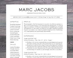Unique Modern Resume Template New Free Modern Resume Templates Best