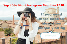 Top 100 Short Instagram Captions 2018 Explore New Best Captions
