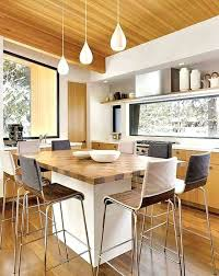 kitchen island table combo dining islands with seating ideas kitchen island table combo dining islands with seating ideas