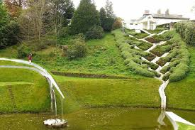 garden of cosmic speculation universe cascade represents billions of years of the universe s development