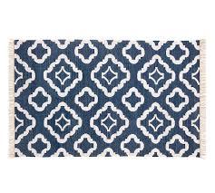 navy outdoor rug. Lily Recycled Yarn Indoor/Outdoor Rug - Navy Blue Outdoor 8