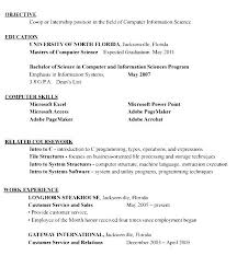 Cover Letter Computer Science Internship Computer Science Intern Cover Letter Insaat Mcpgroup Co