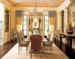 Luxury Living Room Victorian Interior ...