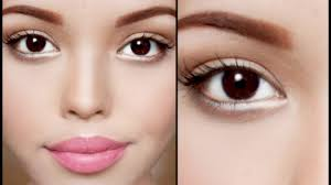 doll eye makeup photo 1