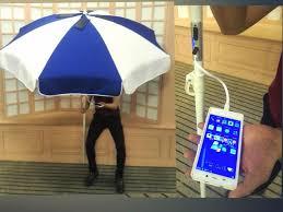 bar umbrella patio solar energy sun umbrella with solar panels charger for iphone etc bar umbrella patio