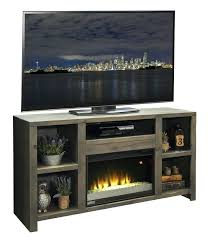 tv stand with built in fireplace fireplace console in finish tv stand with built in electric