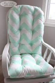 besten 17 ideen zu glider rocking chair auf custom chair cushions glider cushions rocking chair cushions glider replacement cushions