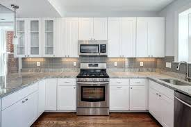 grey and white cabinets kitchen walls with white cabinets high gloss kitchen cabinets pros and cons
