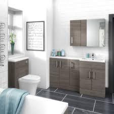 bathroom furniture modern. From £69.95; Grey Avola Full Depth Bathroom Furniture Modern