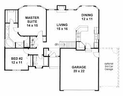One Story Small Home Plan With One Car Garage  Pinoy House PlansSmall Home Plans With Garage
