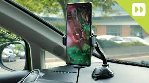 TOP 5 <b>Wireless Charging Car</b> Phone Holders for 2019 - YouTube
